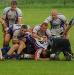 Rugby - předpisové  bránění a čištění míče