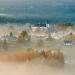 Smržovské  mlhavé ráno