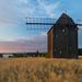 Větrný mlýn v Dolním Novém Dvoře