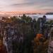 Podzim na Bastei