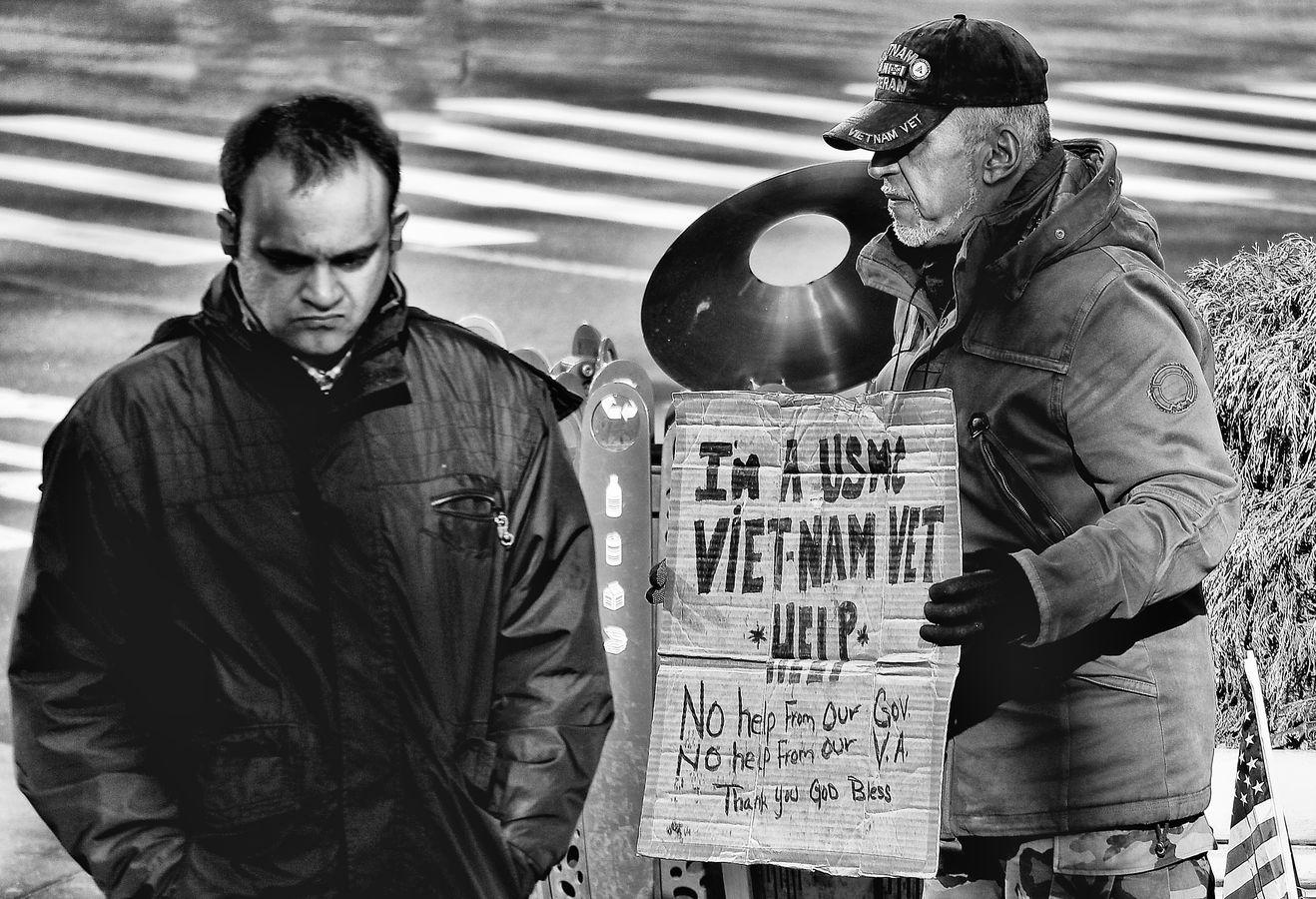 Těžký život amerického veterána