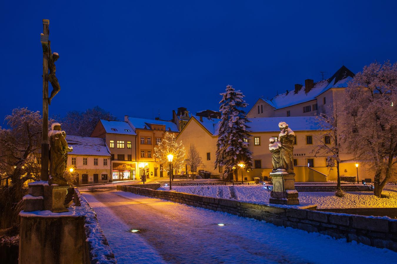 Po Vánocích na Starém mostě
