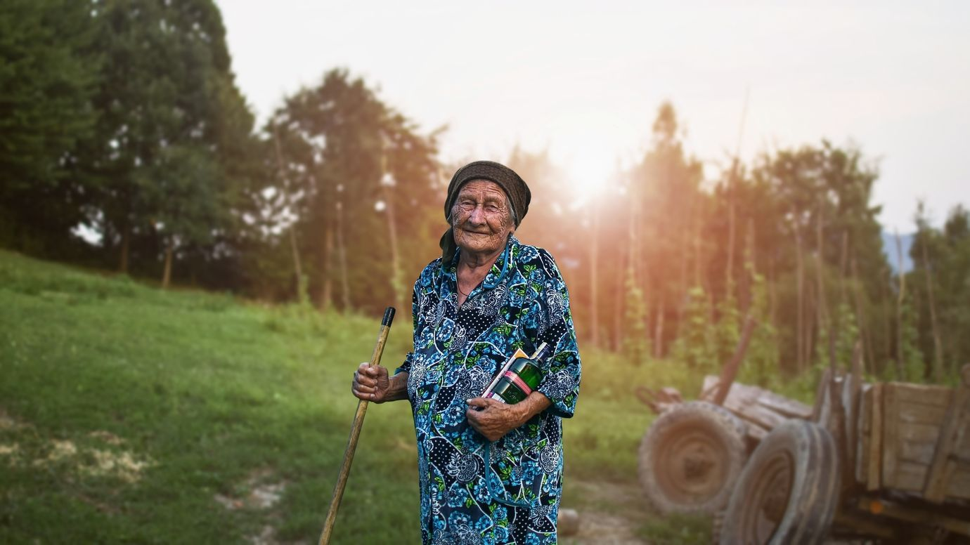 Babička Anna