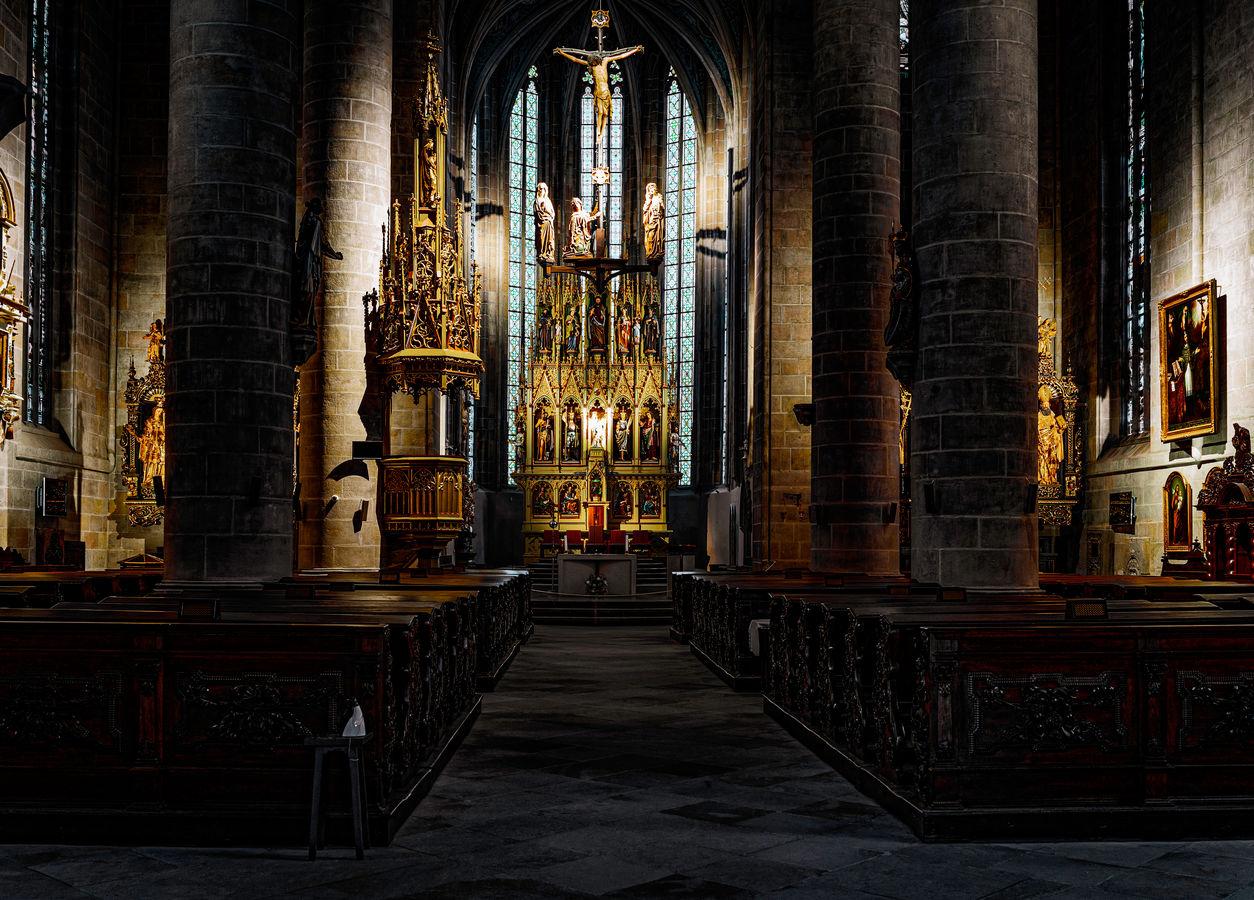 Chrám sv. Bartoloměje...