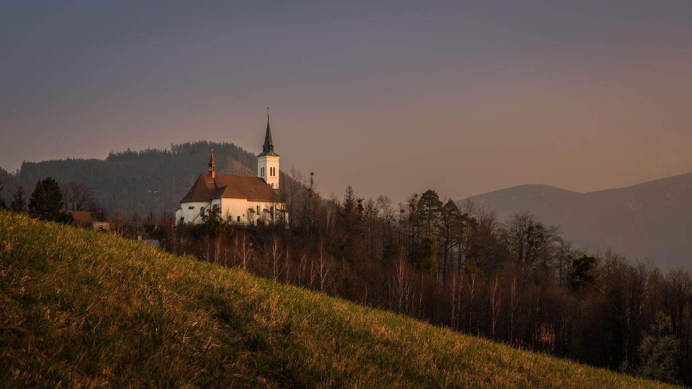 Kostel sv. Ignáce z Loyoly na Borové
