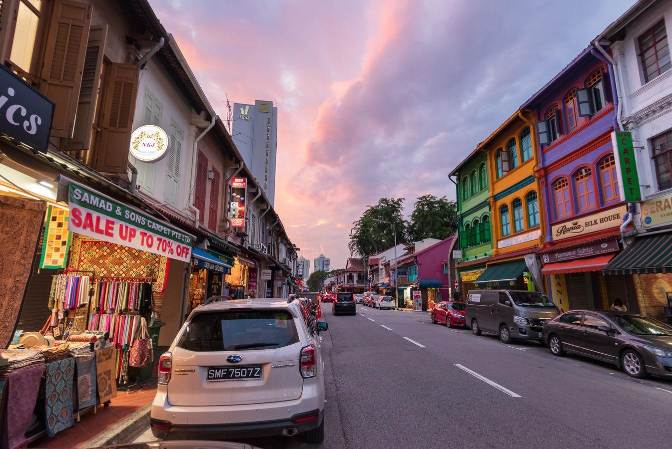 Arab Street - Singapur