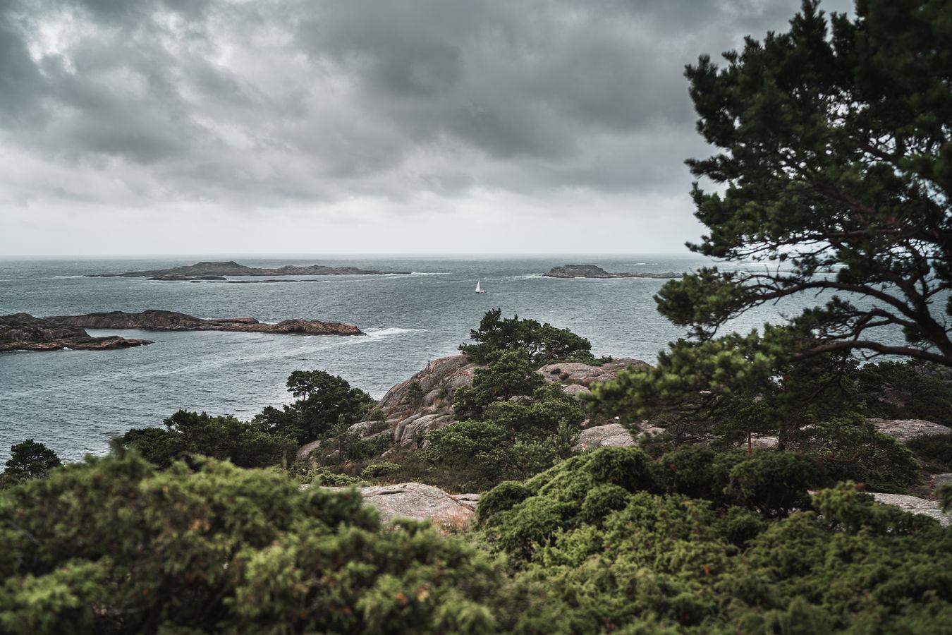 Norské pobřeží