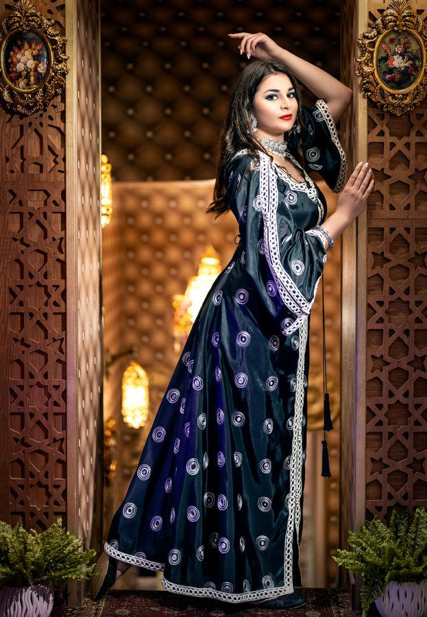 Oriental beaut