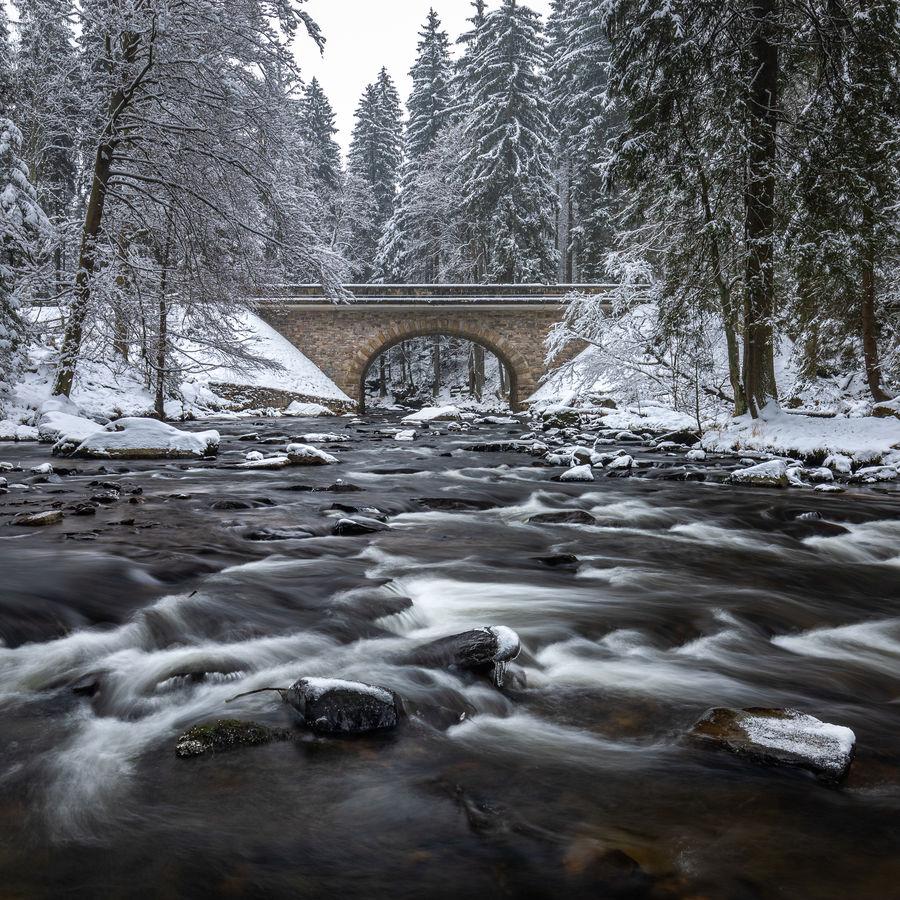 Zima na Zemské bráně