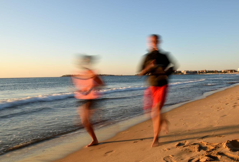 Běh za úsvitu