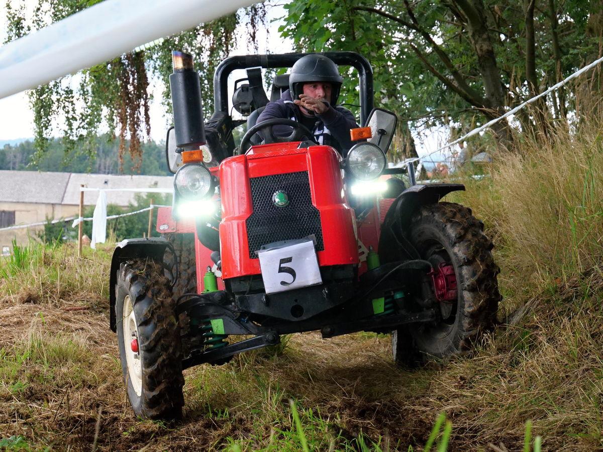 Traktoriáda Koječín