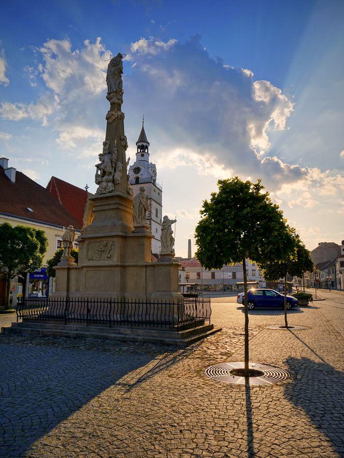 historické město roku 2019 na jižní Moravě
