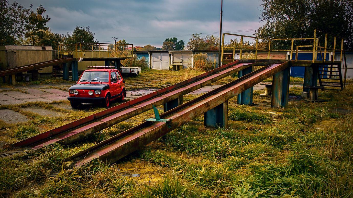 Malůšek aneb Fiat 126p