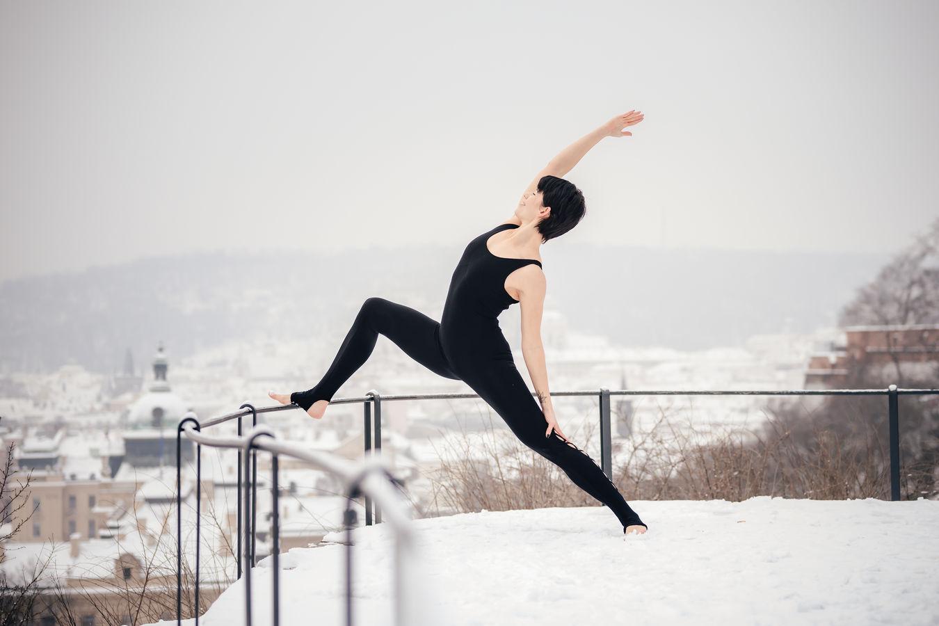 Zimní jóga