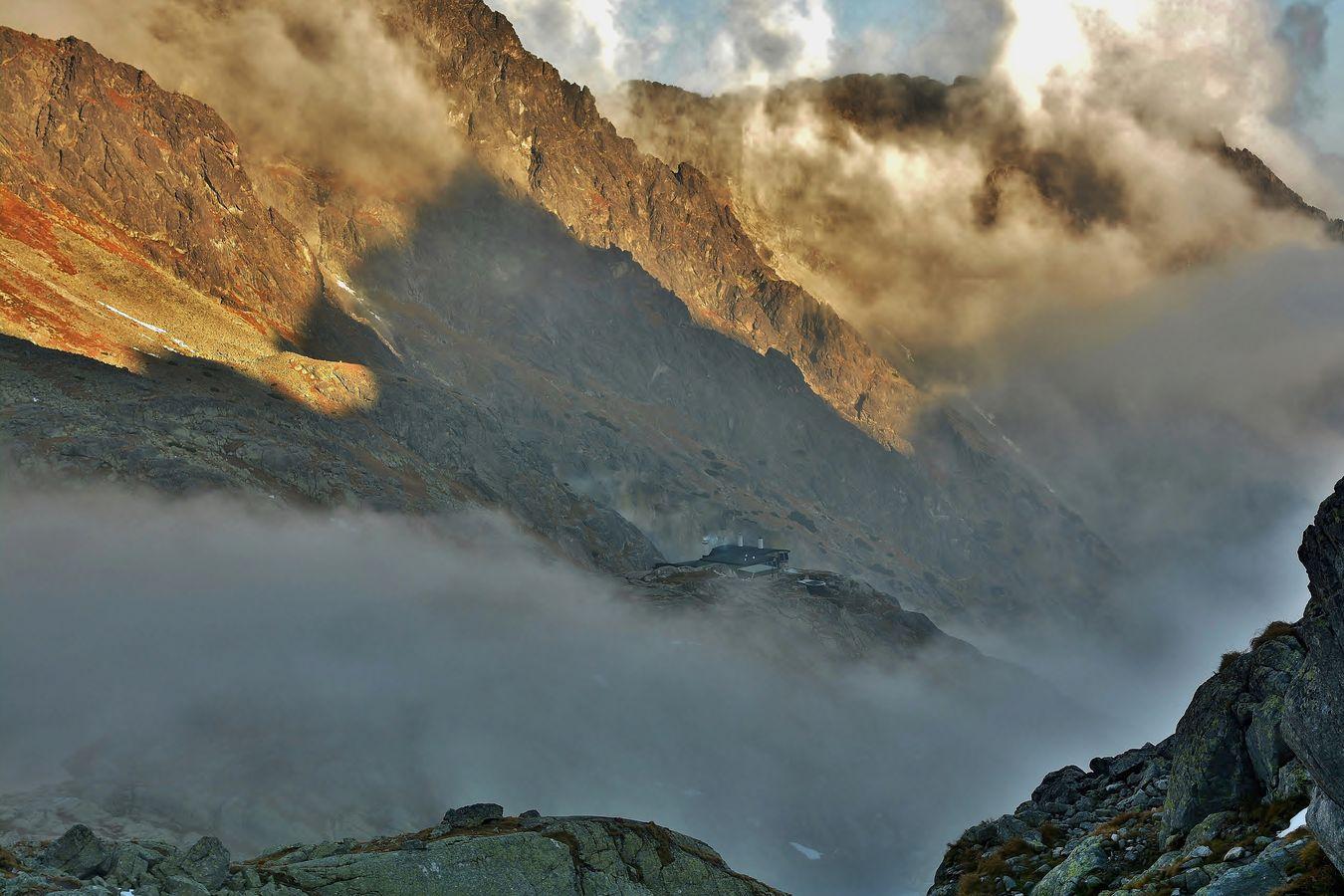 Když ještě zapadalo slunce nad Tatrami