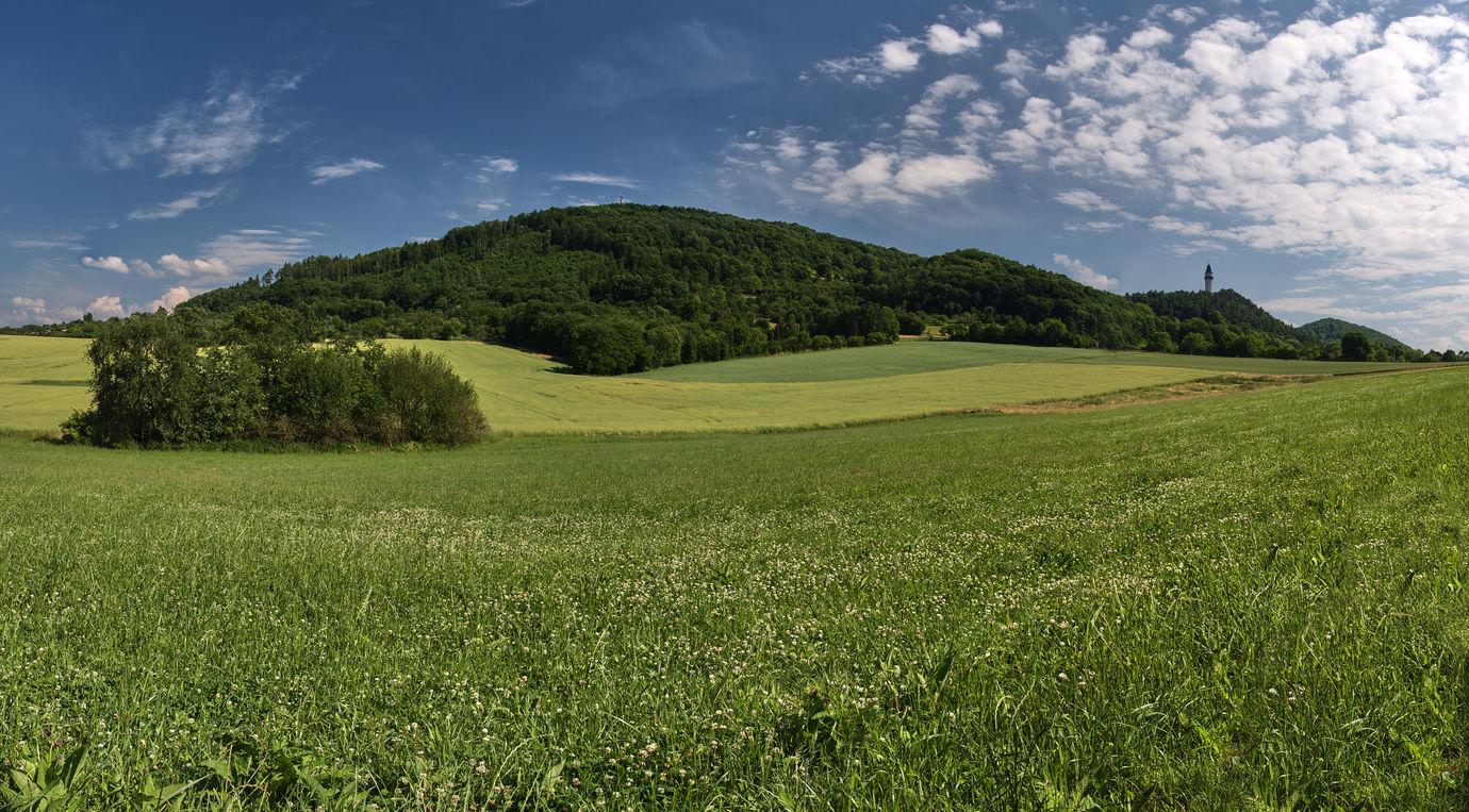 Štramberská Trúba a Bílá hora