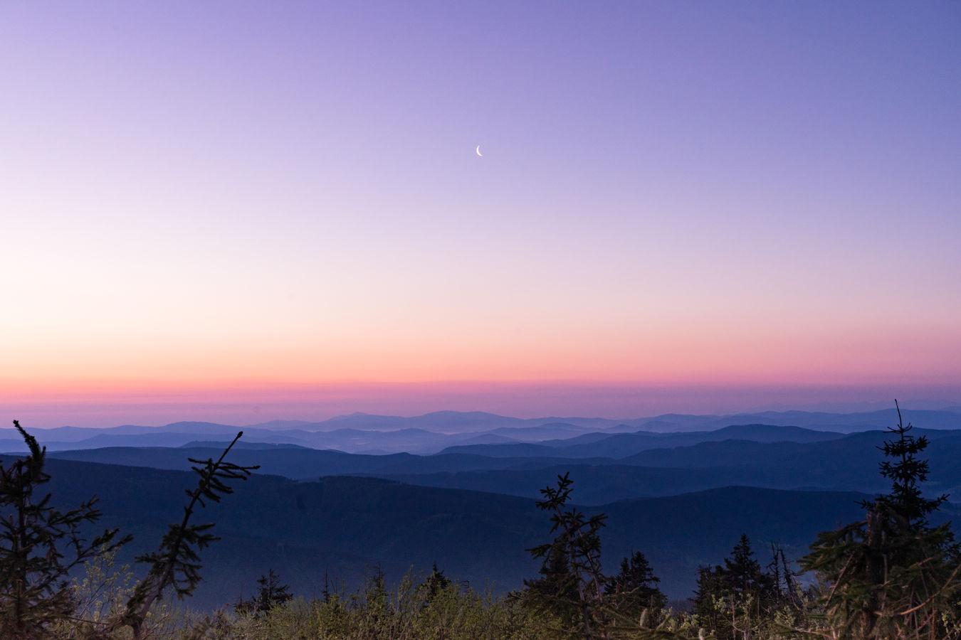 Před východem slunce