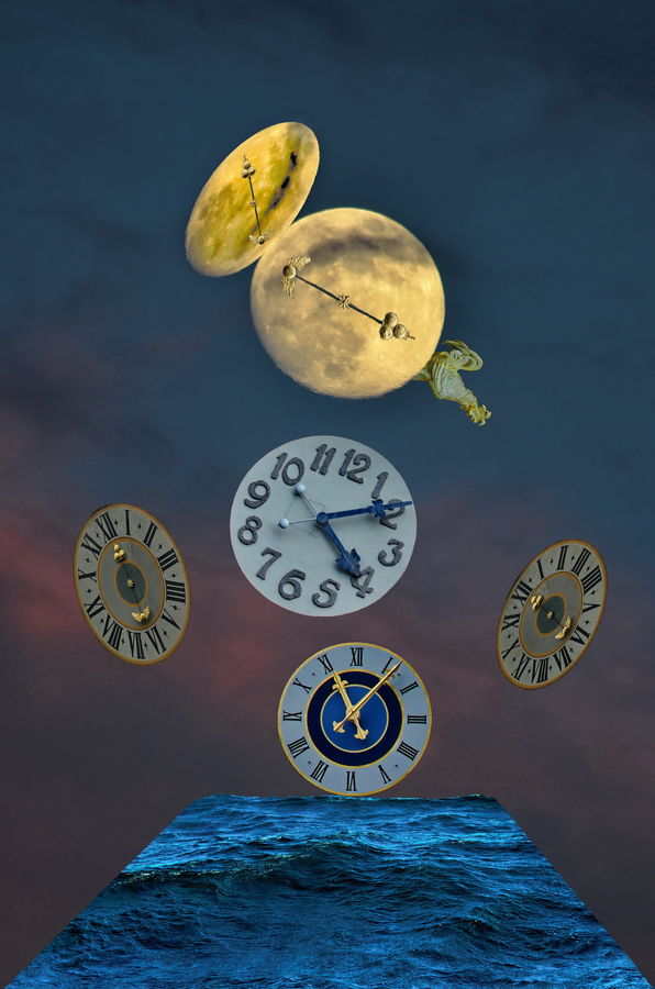 Měsíční hodiny