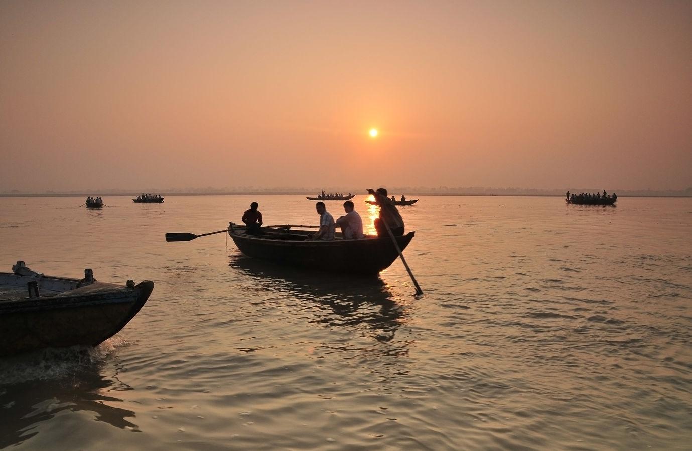 Ganga - matka řek
