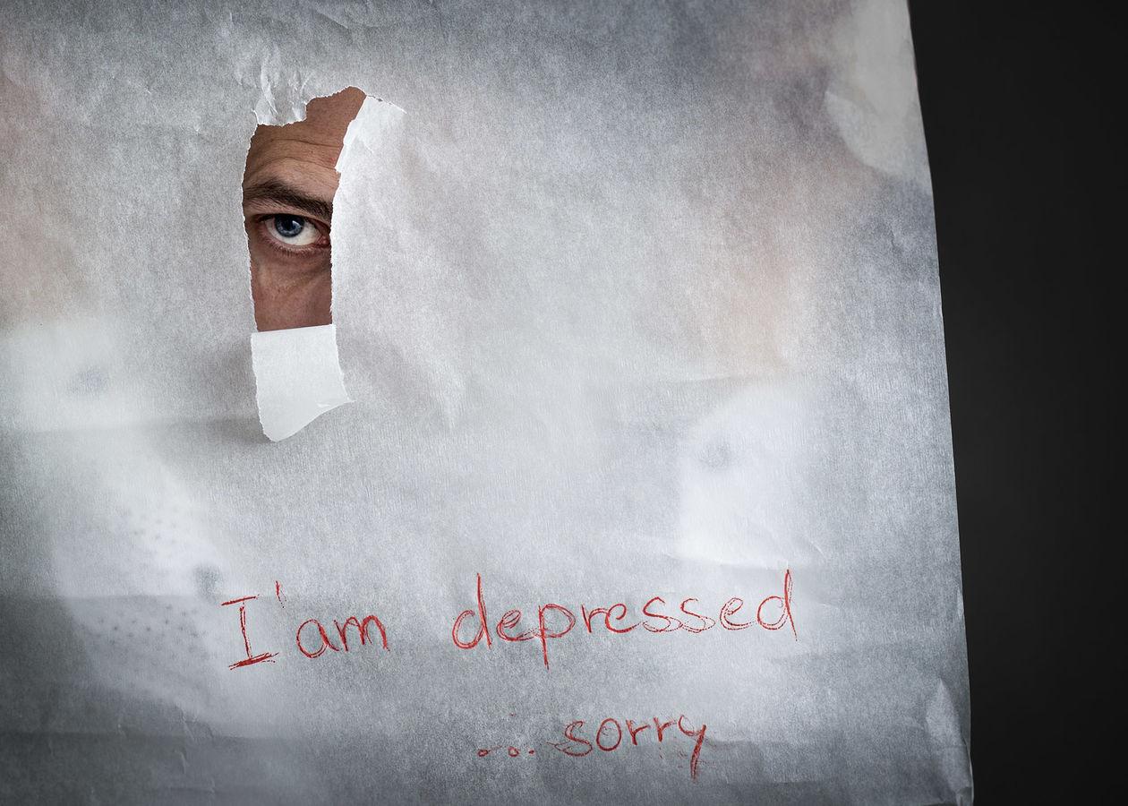 I am depressed
