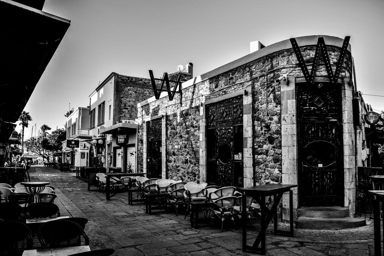 Street in Kos