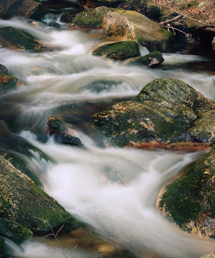 Voda v její přirozenosti