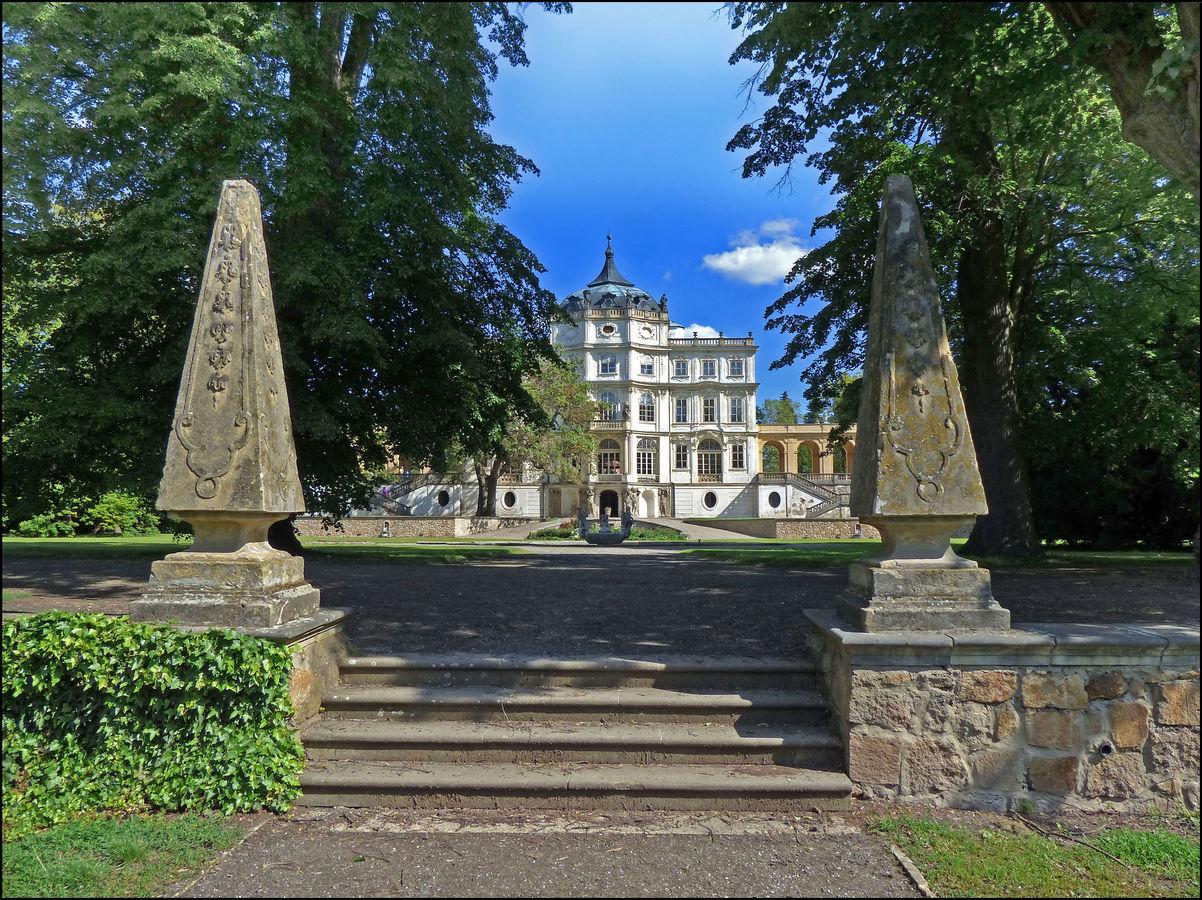 Malé Versailles Anny Marie Františky Toskánské
