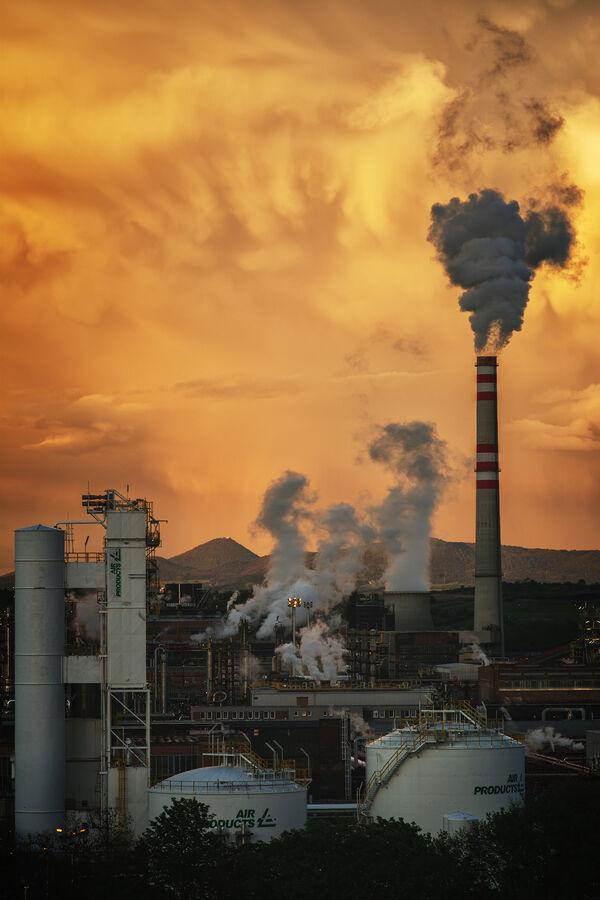 Industriální romantika...