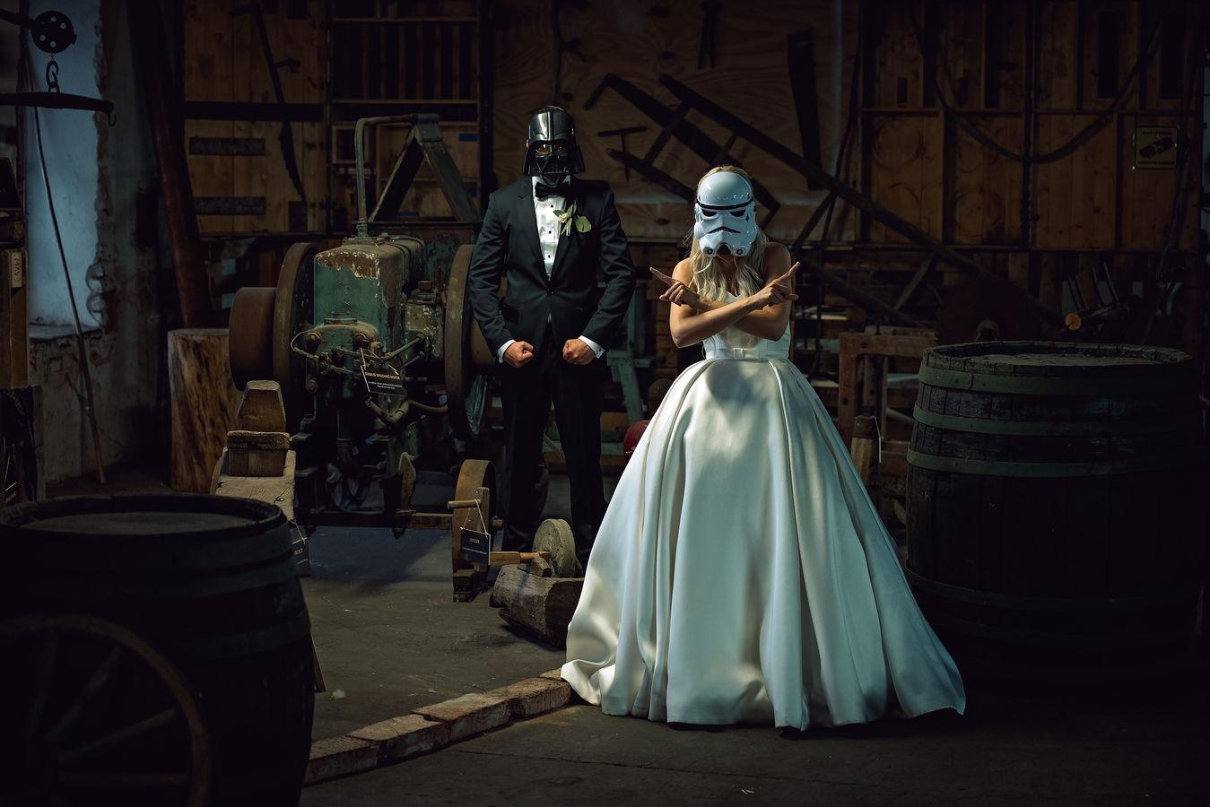 StarWars-Wedding