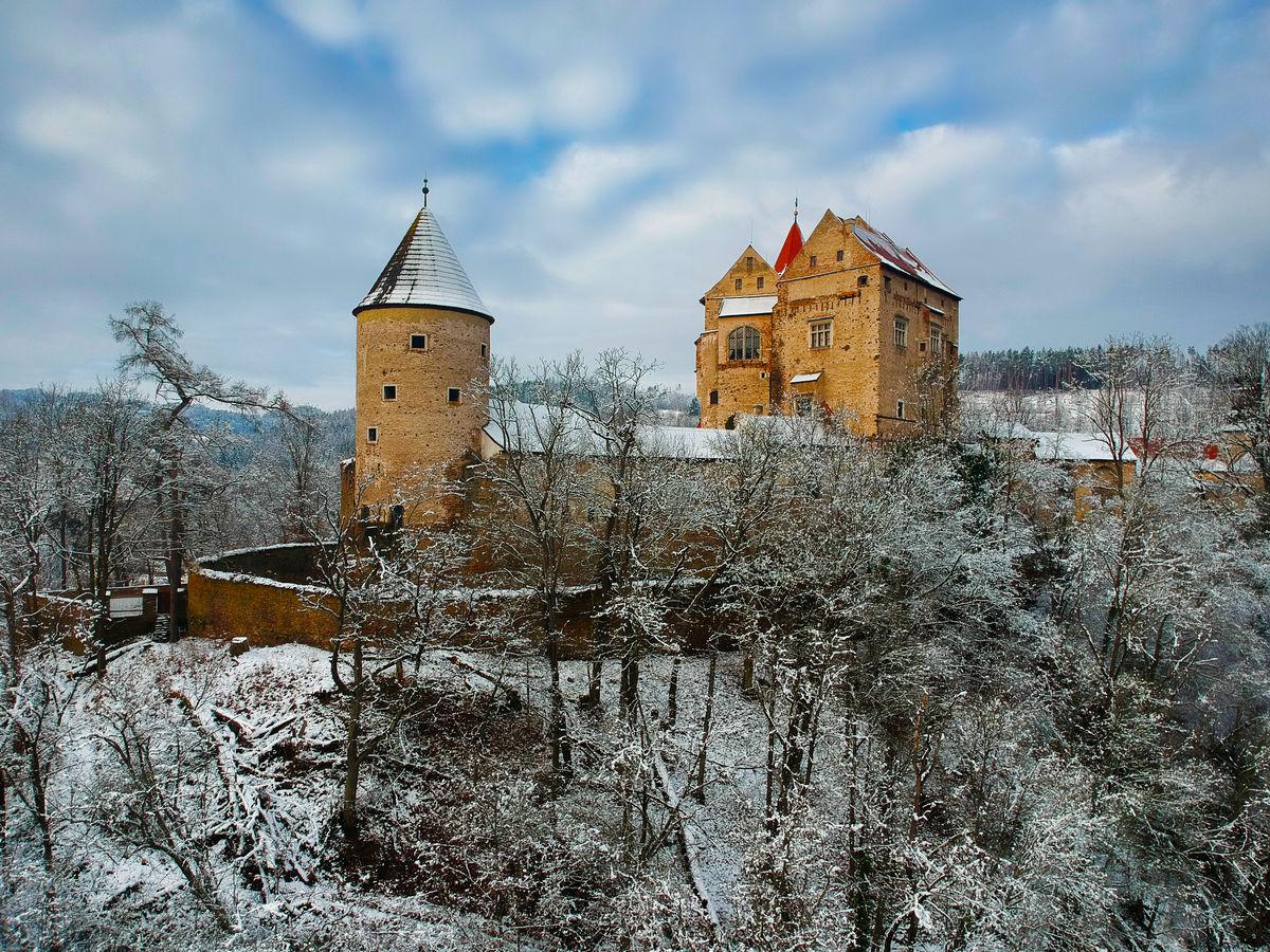 Někde v Transylvánii.