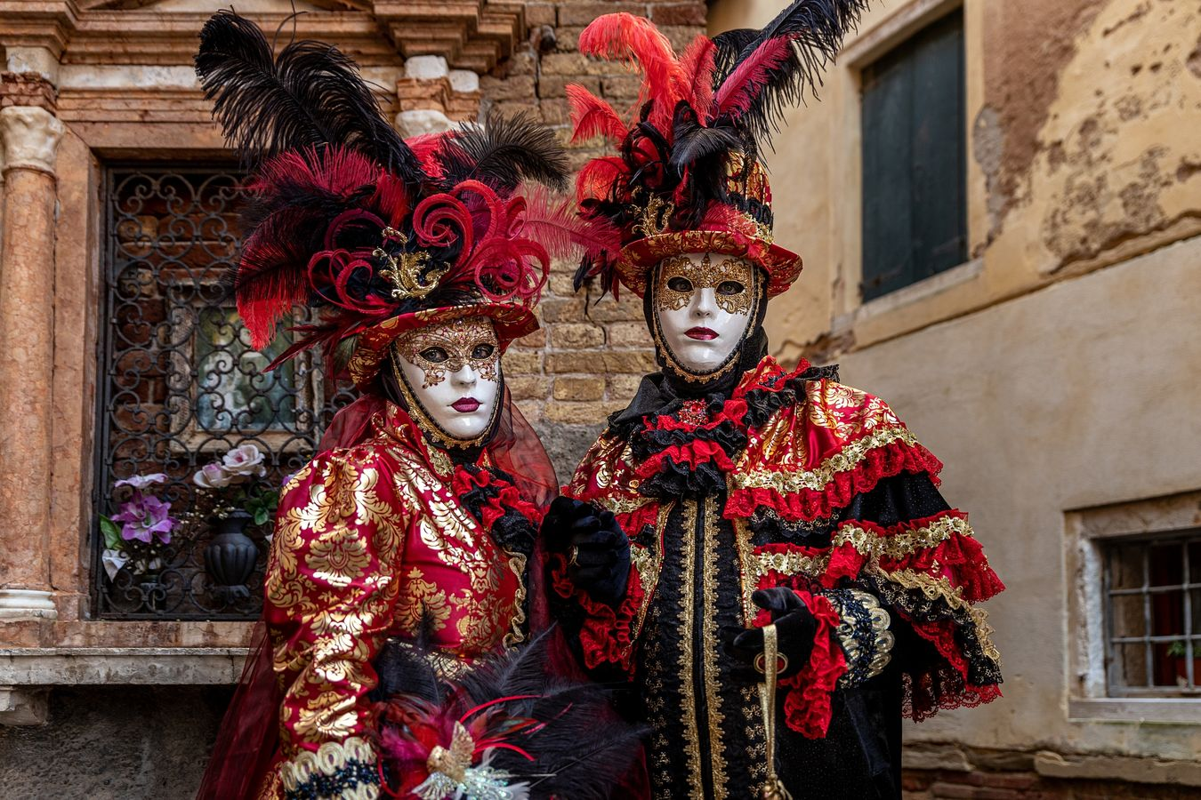 Karneval v Benátkách 2020