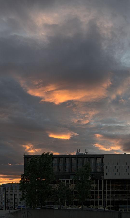 Ohnivá oblaka