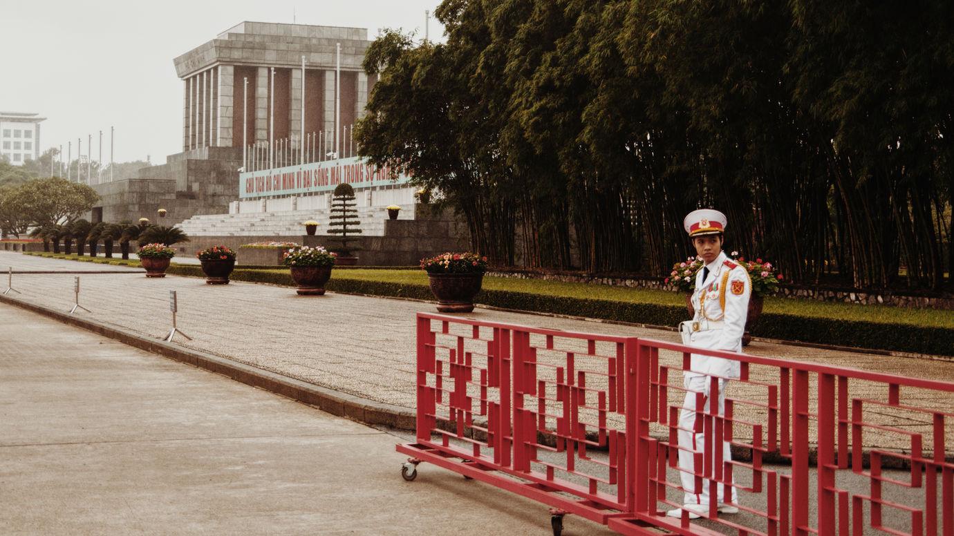Ho Chi Minhovo Mauzoleum