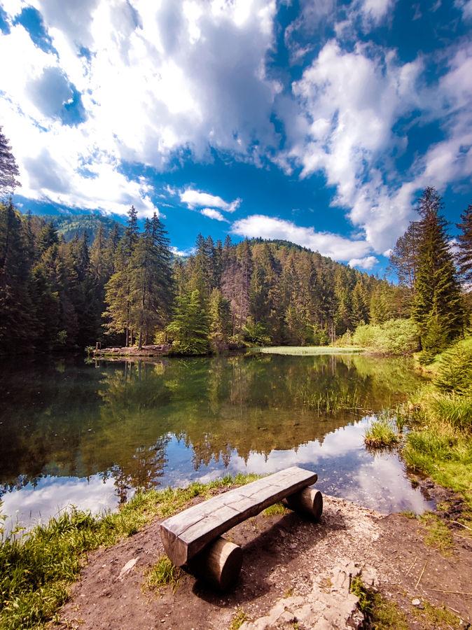 Jezero Blajzloch