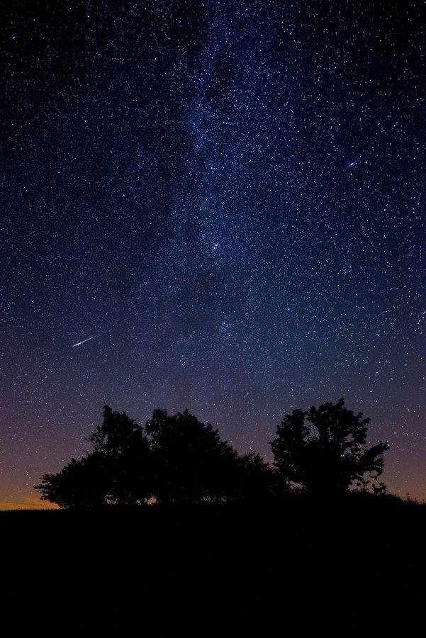 Pod hvězdným nebem