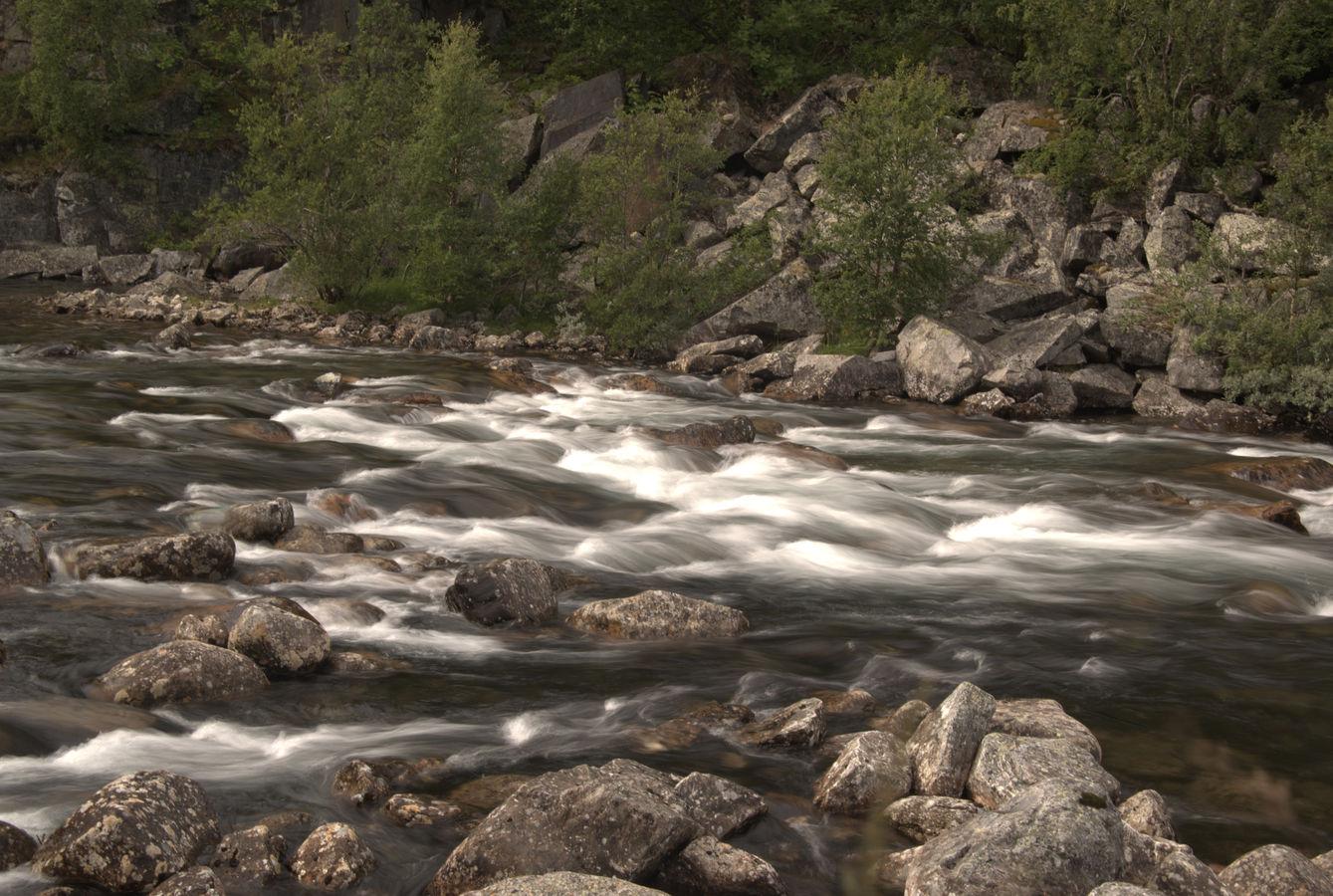 Norská řeka