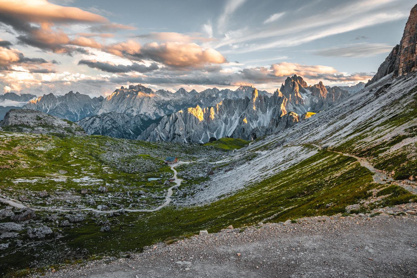 Italské hory