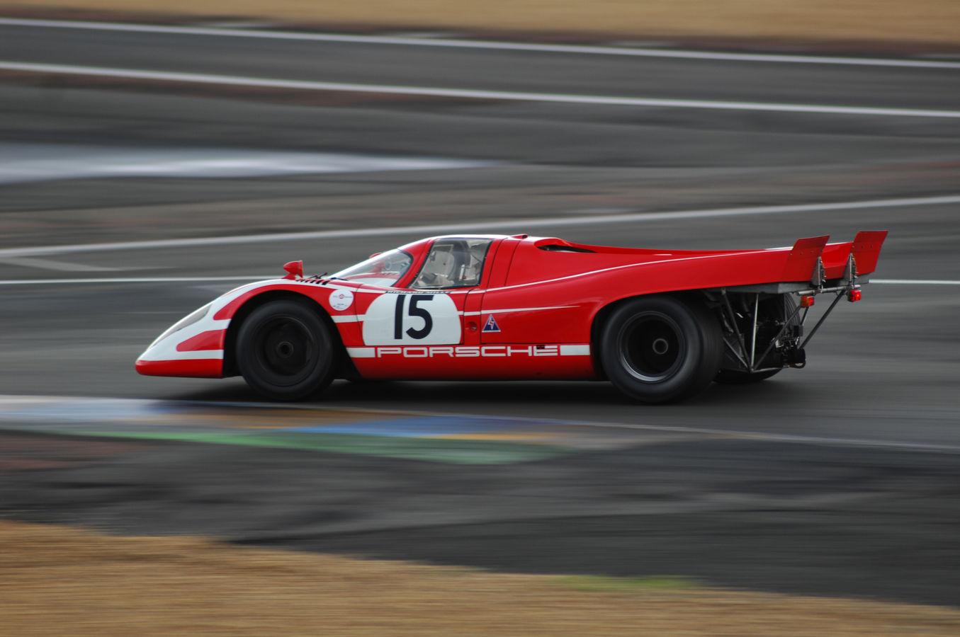 Legenda Porsche 917