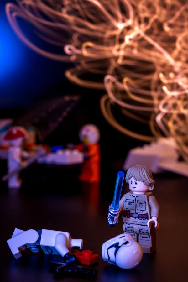 LEGO Wars - bitva o letiště povstalců