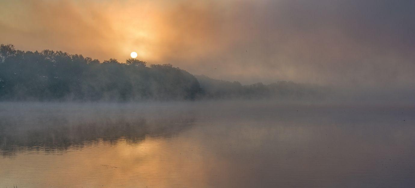 Oblohu mohou po ránu zahalit mlhy .