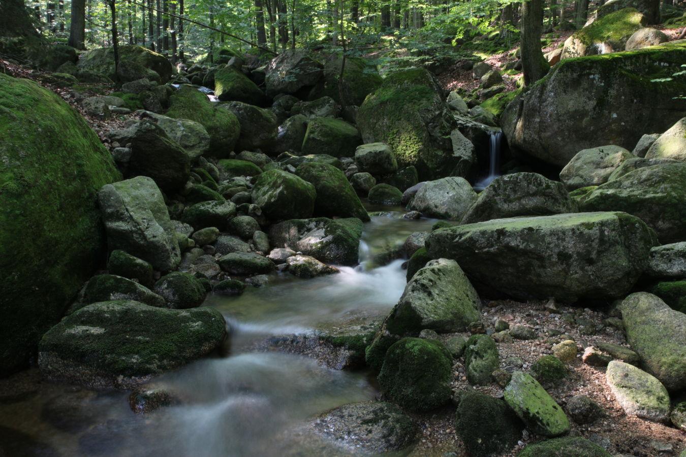 Vodopády Štolpichu Hejnice