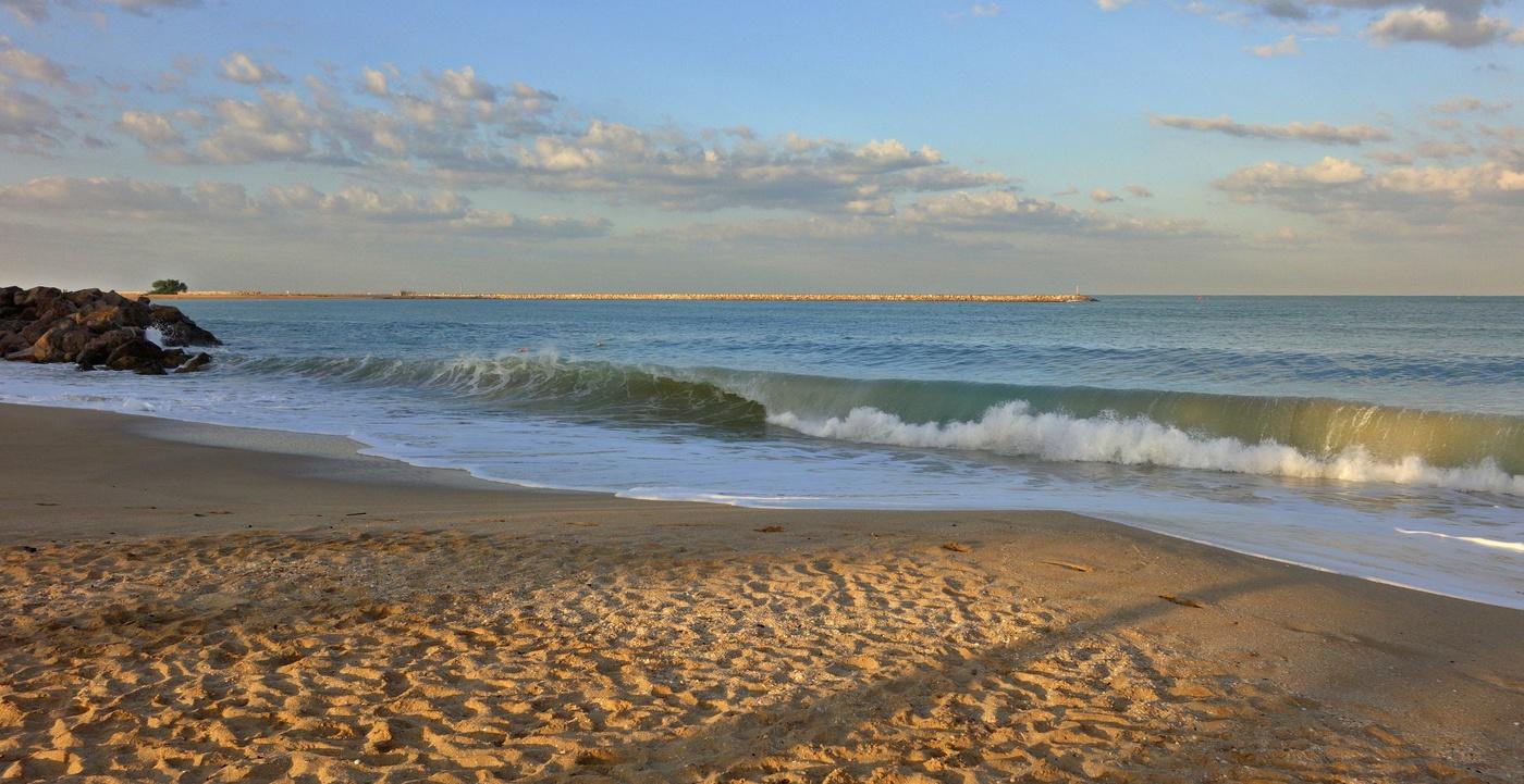 krajina moře a písku