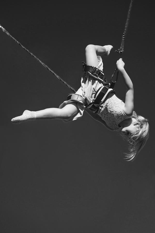 malá akrobatka