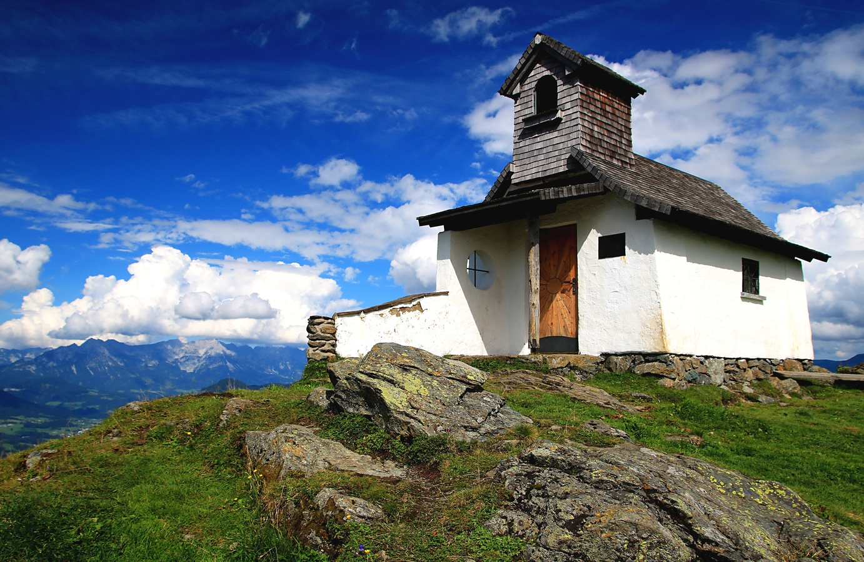 Alpská kaple