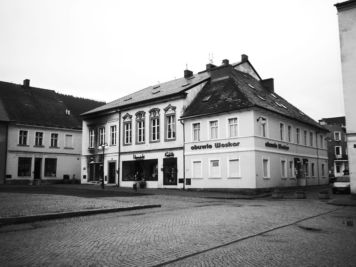 Lubawka náměstí