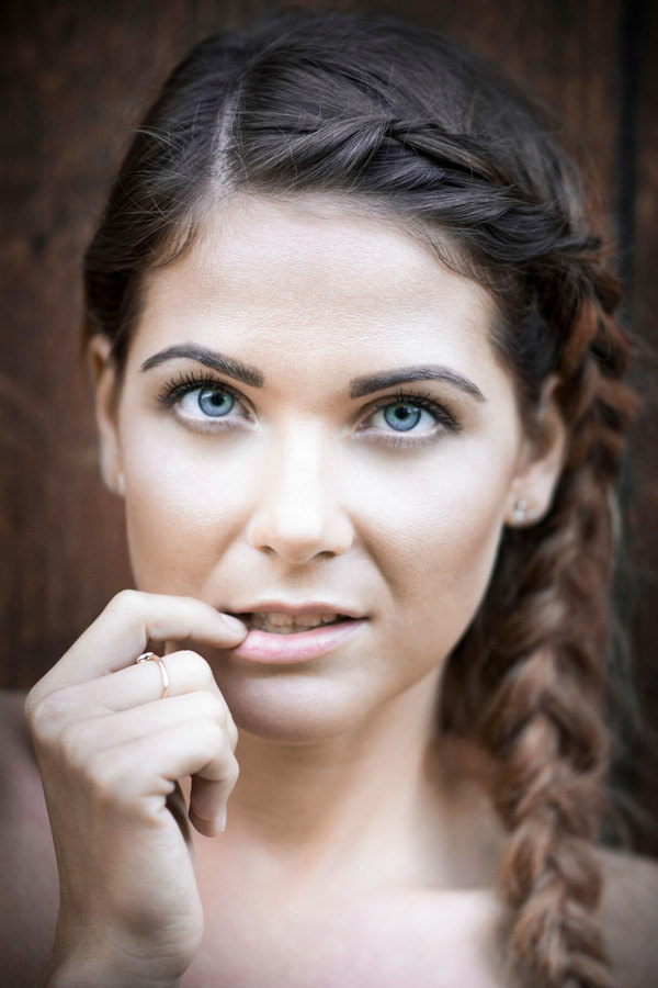 Modrooká Sabina