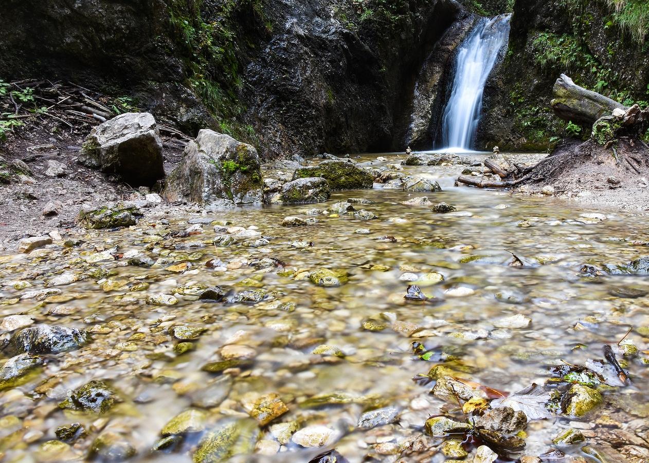 Vodopád Jánošíkove diery