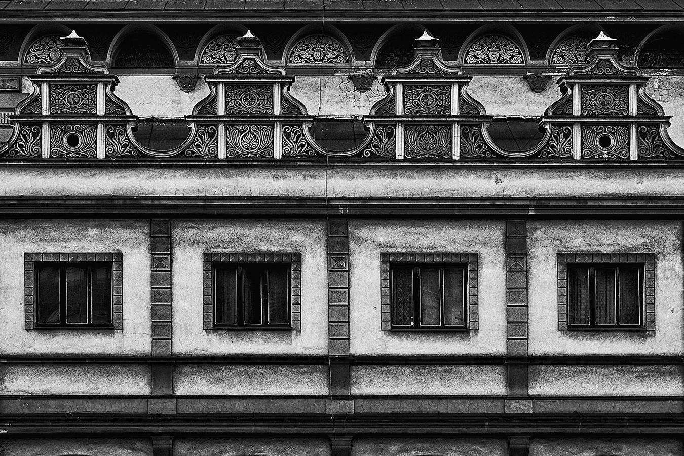 Čtyři okna