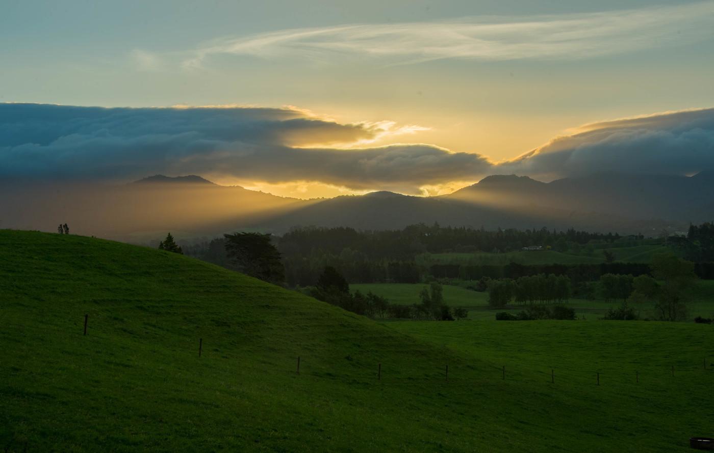 Kerikeri Nový Zéland