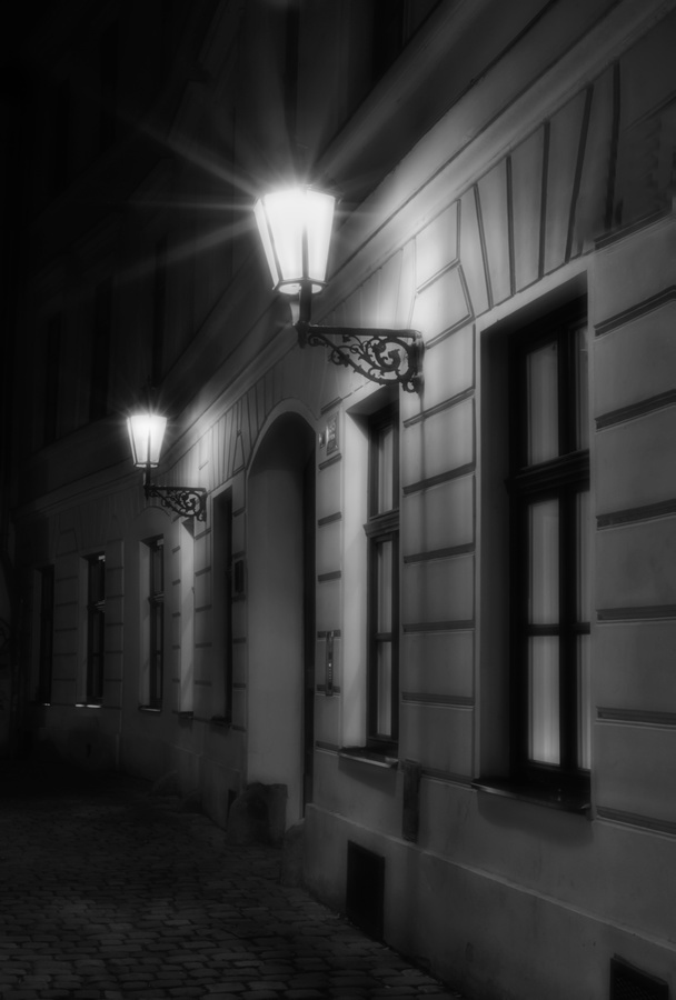 ,,snění v Řetězové ulici,,
